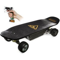 ThinkGeek :: Voltdeck Wireless Electric Skateboard