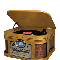 ideeli | CROSLEY RADIO Composer Vinyl-to-CD Recorder