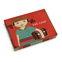Nut Case Tin Pocket Box - Whimsical & Unique Gift Ideas for the Coolest Gift Givers
