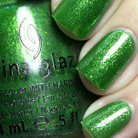 New CHINA GLAZE ♥ RUNNING IN CIRCLES ♥ CIRQUE DU SOLEIL COLLECTION~ Nail Polish!