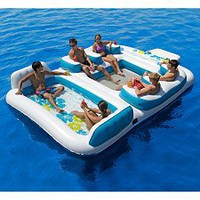 Sam's Club Mobile - Blue Lagoon Pool Float