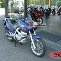 BMW F 650 1997 Specs and Photos