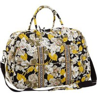 Amazon.com: Vera Bradley Grand Traveler (Dogwood): Clothing