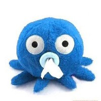 Amazon.com: Home & Decor Home & Decor Cute Cartoon Octopus Tissue Paper Box Holder-blue: Home & Kitchen