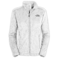 Amazon.com: Women's The North Face Osito Jacket TNF White: Clothing