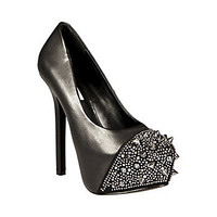 Steve Madden - BANANAZ BLACK LEATHER