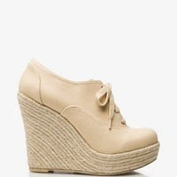 Espadrille Wedges | FOREVER 21 - 2036811456