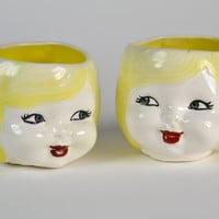 LIttle Blonde Mugs