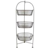 Three-Tier Wire Baskets - Hobby Lobby