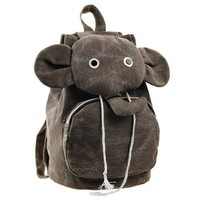 Cute Elephant Backpack