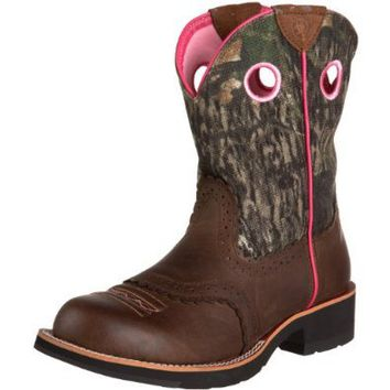Amazon.com: Ariat Women's Fatbaby Cowgirl Western Boot: Shoes