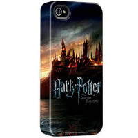 Harry Potter Burning Castle iPhone Case: WBshop.com - The Official Online Store of Warner Bros. Studios