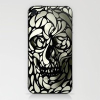 $15.00 Skull Phone Skin by Ali GULEC | Society6