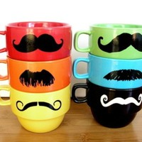 Mustache Madness