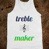 Treble Maker - Protego
