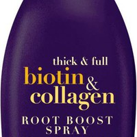 Thick & Full Biotin & Collagen Root Boost Spray