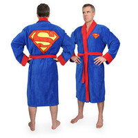 Superman Bathrobe - buy at Firebox.com