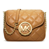 MICHAEL Michael Kors  Fulton Quilted Crossbody - Michael Kors