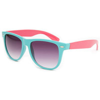 FULL TILT 2 Tone Classic Sunglasses