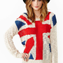 Union Jack Knit