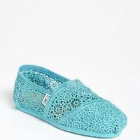 TOMS &#x27;Classic&#x27; Crochet Slip-On (Women) | Nordstrom