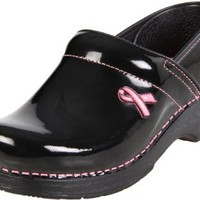Amazon.com: Dansko Women's Professional Pink Ribbon Clog: Shoes