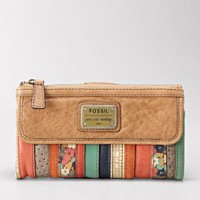 FOSSIL Handbag Silhouettes Wallets: Emory Clutch SL3157