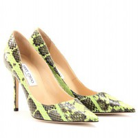 mytheresa.com -  Jimmy Choo - ABEL SNAKESKIN PUMPS - Luxury Fashion for Women / Designer clothing, shoes, bags