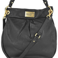 Marc by Marc Jacobs | Hillier Hobo leather shoulder bag | NET-A-PORTER.COM