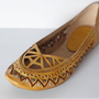 Brasilia Cutout Flats