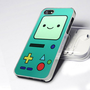 AA0218 Adventure Time Beemo BMO design for iPhone 5 case