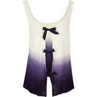 LOST Rosette Womens Tank