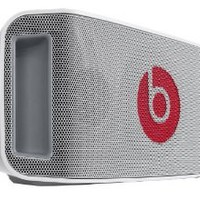Beats by Dr. Dre Beatbox Portable Docking Speaker (White): MP3 Players & Accessories