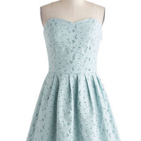 Jack by BB Dakota Rather Pond of You Dress | Mod Retro Vintage Dresses | ModCloth.com