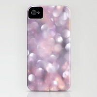 Bokeh Bling... iPhone Case by Lisa Argyropoulos | Society6