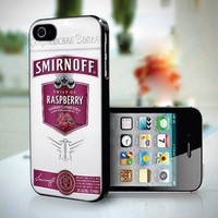 10206 Smirnoff Vodka - iPhone 5 Case