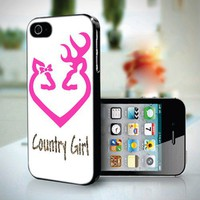 10243 Browning Country Girl - iPhone 5 Case