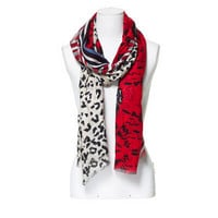 ETHNIC PRINT SCARF - Accessories - TRF - ZARA United States