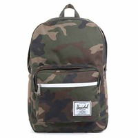 Herschel Supply Co. Pop Quiz Backpack - Woodland Camo at Urban Industry