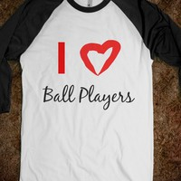 I Love Ball Players - Reddicks