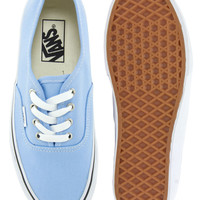 Vans Authentic Pale Blue Trainers