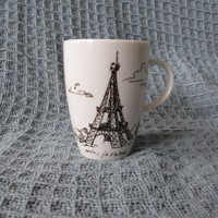 Coffee mug  Paris Je t'aime by elriel on Etsy