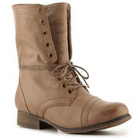 Madden Girl Gamer Combat Boot