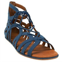 Gentle Souls Break My Heart Lace Up Sandal at Von Maur
