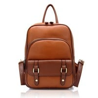 Vintage Street Style Backpack