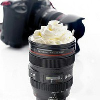 Novetlty Carmera lens Coffee or Tea Creative Cup
