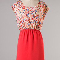 Tomato Garden Dress [77-ID8206-1CET] - $42.99 : Spotted Moth, Chic and sweet clothing and accessories for women