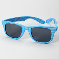 true blue Marty sunglasses