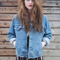 Authentic Levi's Denim Jacket | Vboutique | ASOS Marketplace