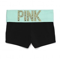 Bling Yoga Shortie